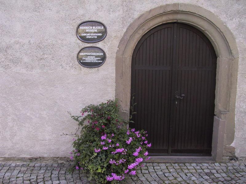 Heinrich-Blickle-Museum in Rosenfeld