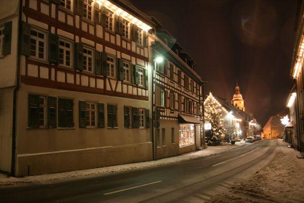 Weihnachtsmarkt Rosenfeld