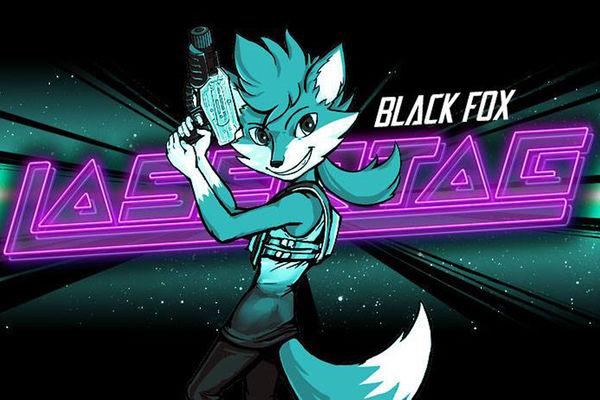 Lasertag Black Fox