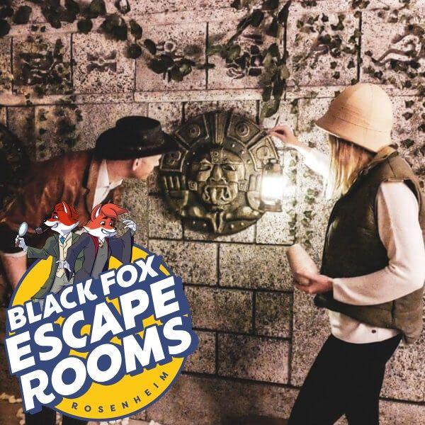 Black Fox Wolrd Escape Rooms