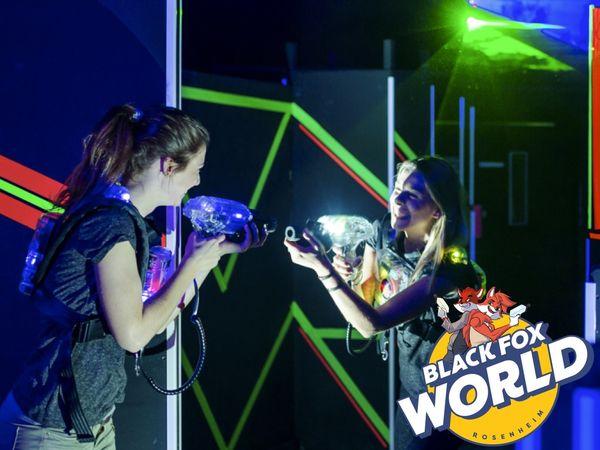 Black Fox World Lasertag