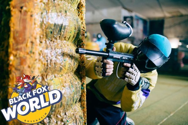 Black Fox World Paintball