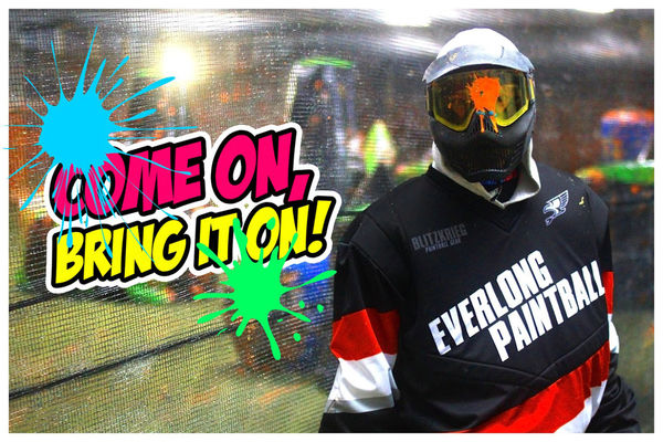 Everlong Paintball in Rosenheim