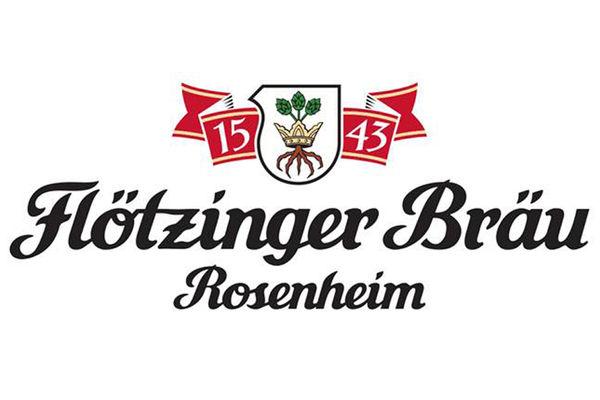 Offizielles Logo der Brauerei Flötzinger Bräu.