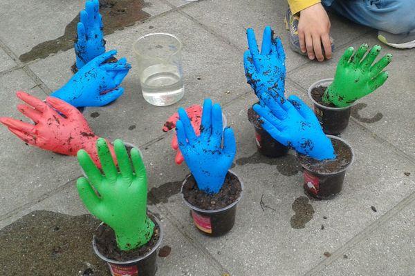 Magische Hände