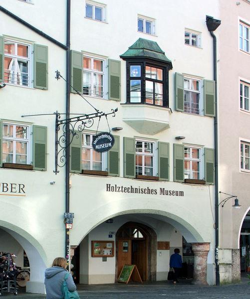 Holztechnisches Museum Rosenheim