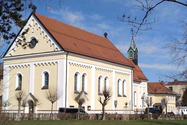 Klosterkirche St. Sebastian