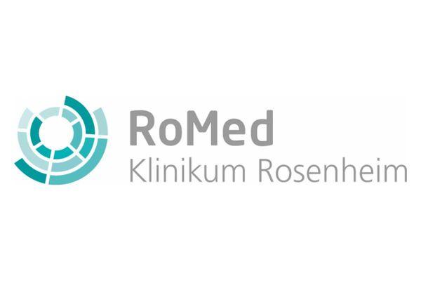 Logo der RoMed Klinik.
