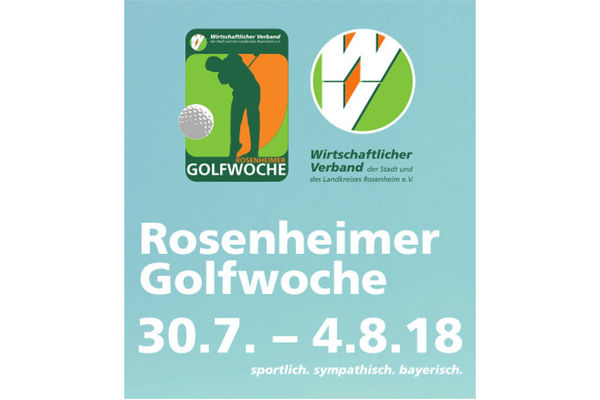Rosenheimer Golfwoche 2018