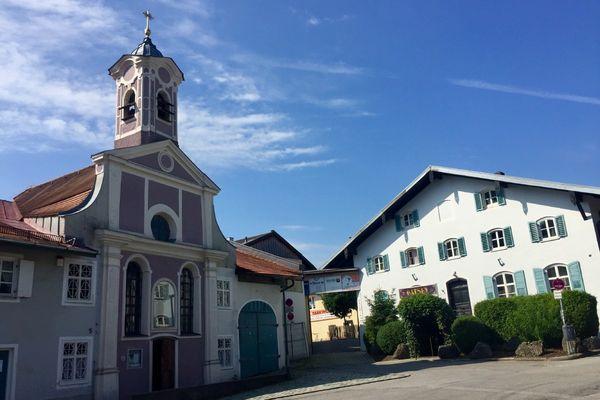 Roßackerkapelle Rosenheim