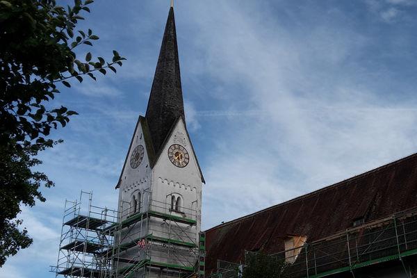 Filialkirche Unsere Liebe Frau in Feldkirchen bei Rott am Inn