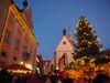Nikolausmarkt in Rottenburg am Neckar