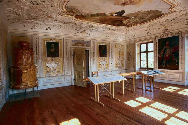 Das Museum Kloster Asbach ist eine Zweigstelle des Bayerischen Nationalmuseums