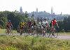 Radfahrer bei Rottweil