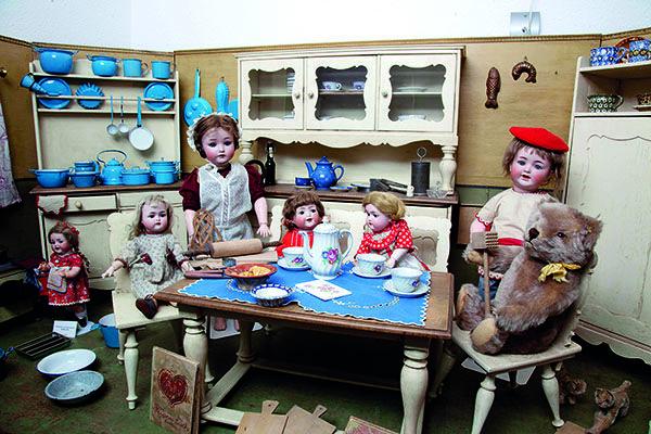 Puppen- und Spielzeugmuseum Rottweil