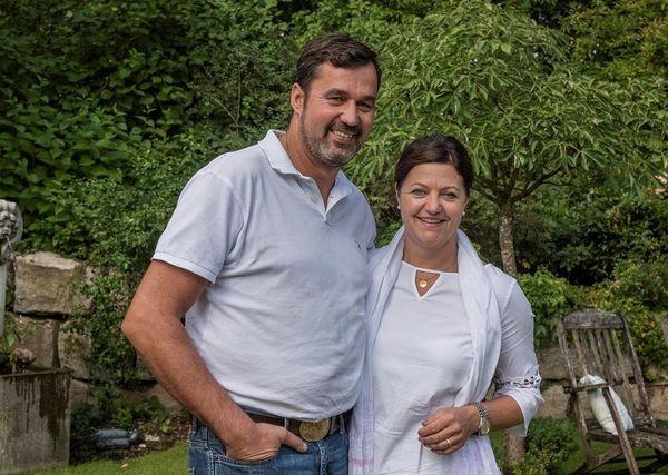 Marion und Karl Pichlmeyer führen einen großen Hopfenhof
