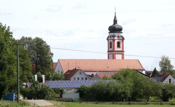 Kirche in Rudelzhausen