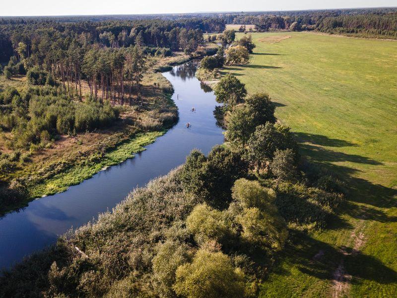 "9. Etappe ""66-Seen-Wanderweg"": Sieger nach Punkten - Rüdersdorf bis Hangelsberg"
