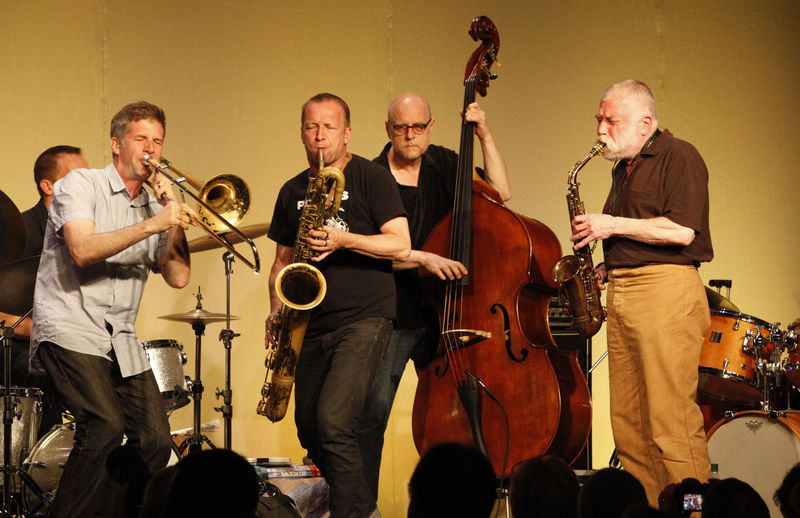Konzert in der Jazz-Fabrik
