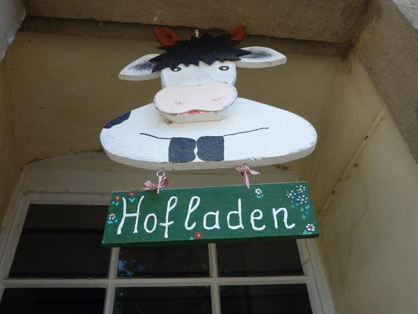 Eingang Hofladen