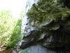 Steinmassiv am Hohlen Stein