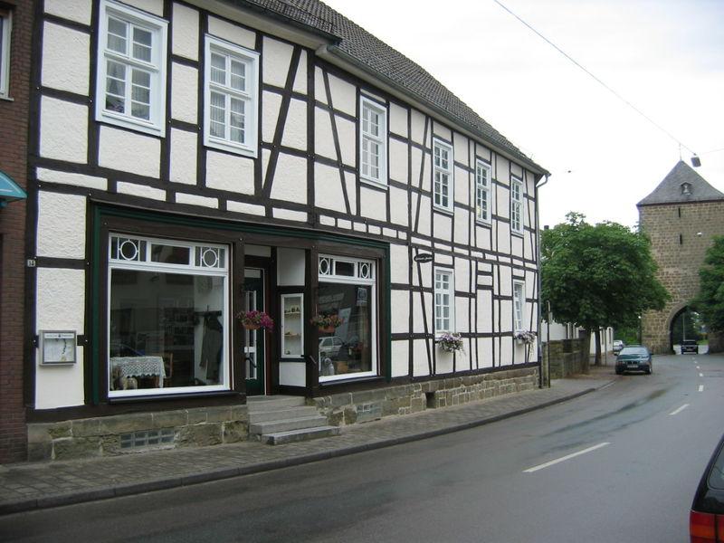 Rüthener Museumsstube an der Hachtorstraße