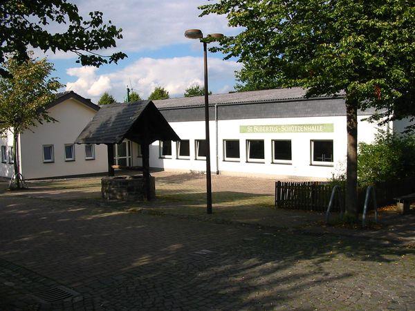 Schützenhalle in Drewer
