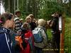 Exkursion auf dem Walderlebnispfad