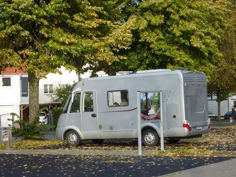 Wohnmobilstellplatz Auf dem Kamp