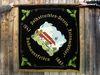 Fahne des Heimat- und Volkstrachtenvereins dTeisnachtaler Ruhmannsfelden
