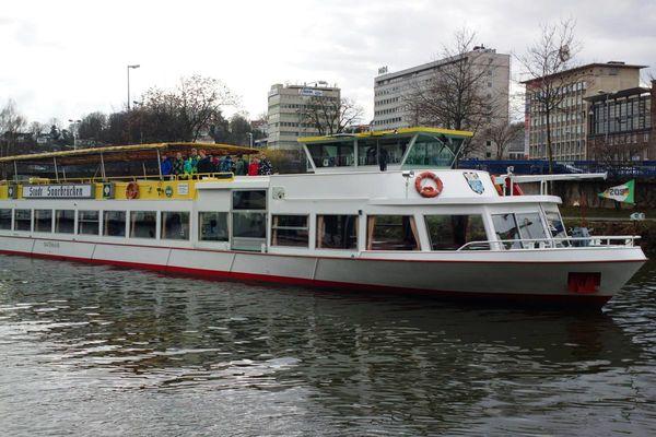 Saarbrücker Personenschifffahrt