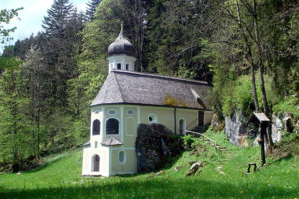 Ölbergkapelle in Sachrang-©Lothar Stolte
