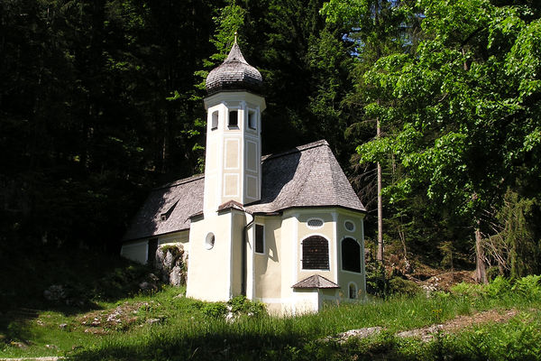 Ölbergkapelle in Sachrang