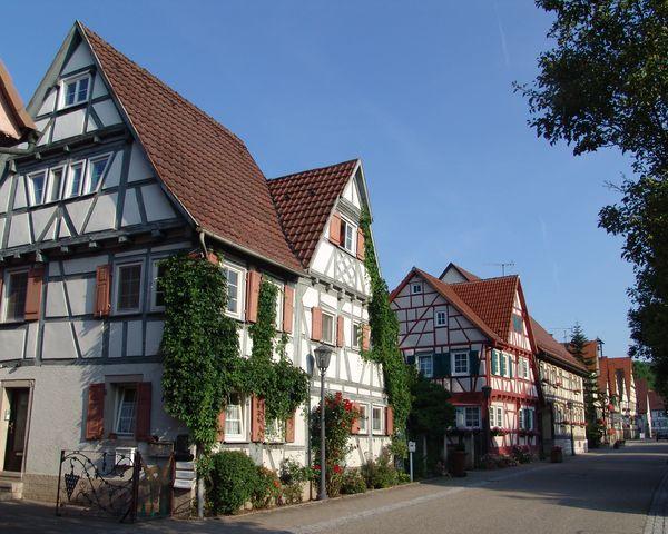 Dorfstraße Ochsenbach
