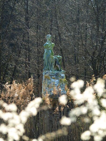 Kibannele-Statue