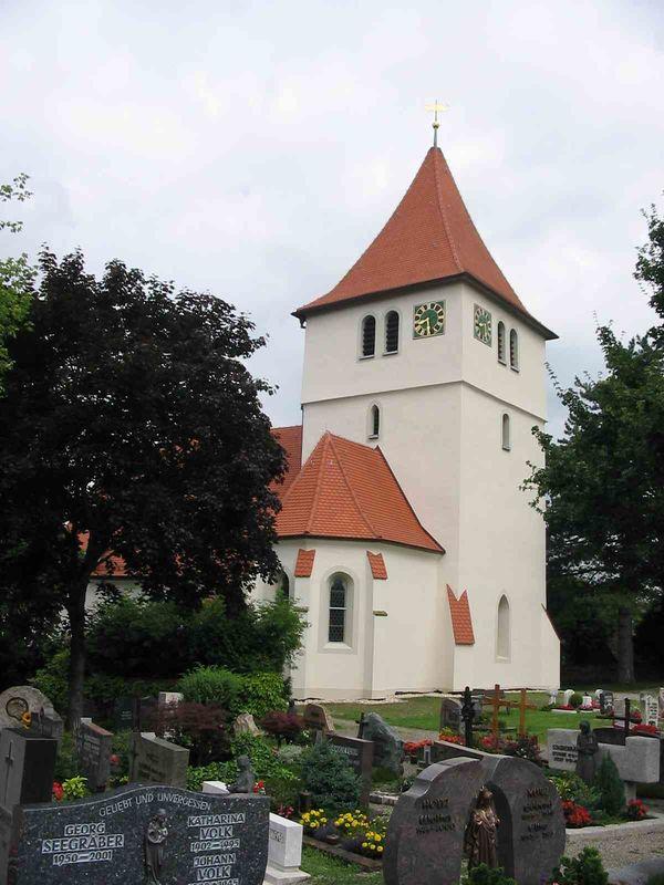 Evangelische Margaretenkirche in Salach