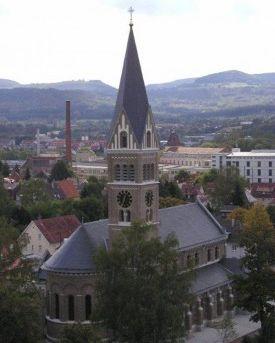 Katholische Kirche St. Margaretha in Salach