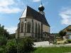 Die katholische Pfarrkirche Preying in der Gemeinde Saldenburg