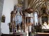 Seitenaltar der Pfarrkirche Preying in der Gemeinde Saldenburg