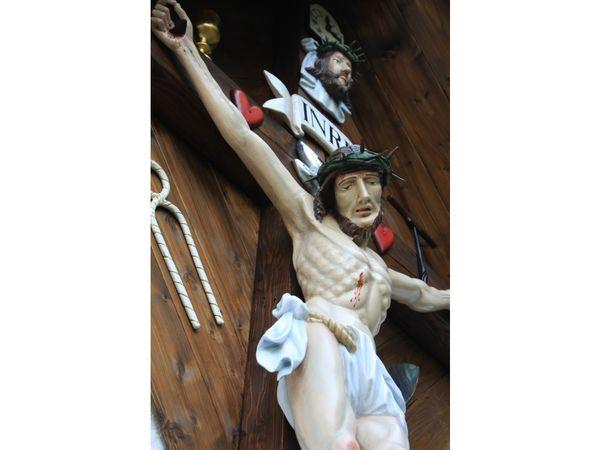 Ein beeindruckendes Denkmal ist das Saldenburger Ödhäuslkreuz