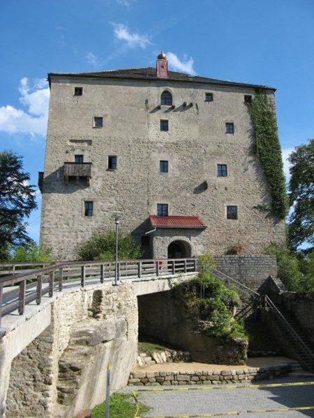 Die Ritterfeste in Saldenburg