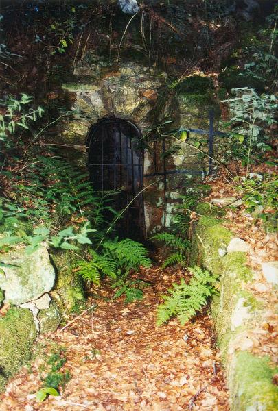 Mittelalterlicher Glasofen in Auggenthal