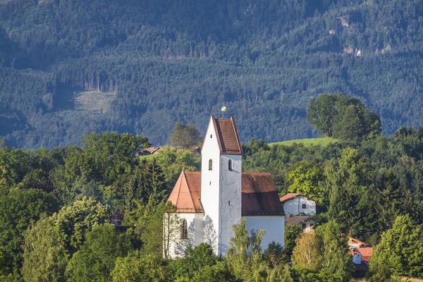 Kirche St. Ägidius und Nikolaus in Grainbach