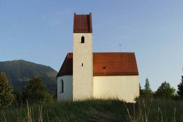 Kirche Sankt Ägidius und Nikolaus in Grainbach