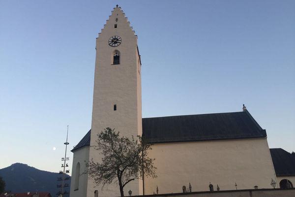Sankt Bartholomäus in Roßholzen