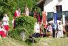 Der Berggottesdienst beim Englmari-Suchen in Sankt Englmar