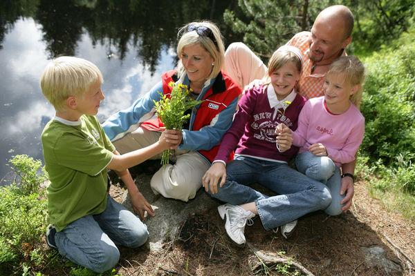 Urlaub für die ganze Familie im Bayerischen Wald in Sankt Englmar