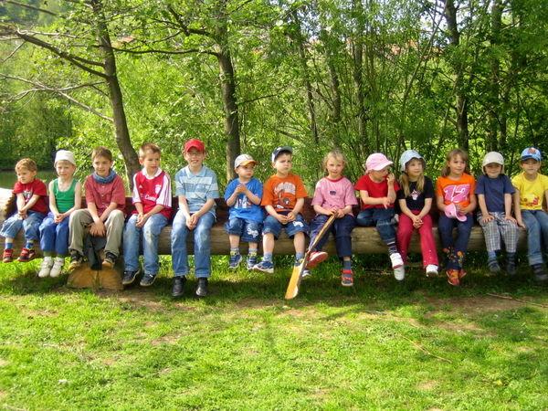 Kinderspaß beim Kinderhotel Simmerl in Maibrunn bei St. Englmar im Bayerischen Wald