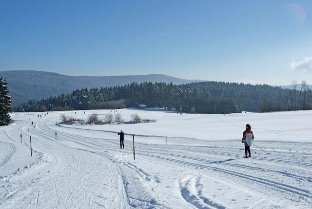 Langlaufzentrum Hirschenstein-Grandsberg
