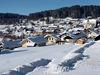 Herrlicher Wintertag im Luftkurort St. Englmar im Bayerischen Wald